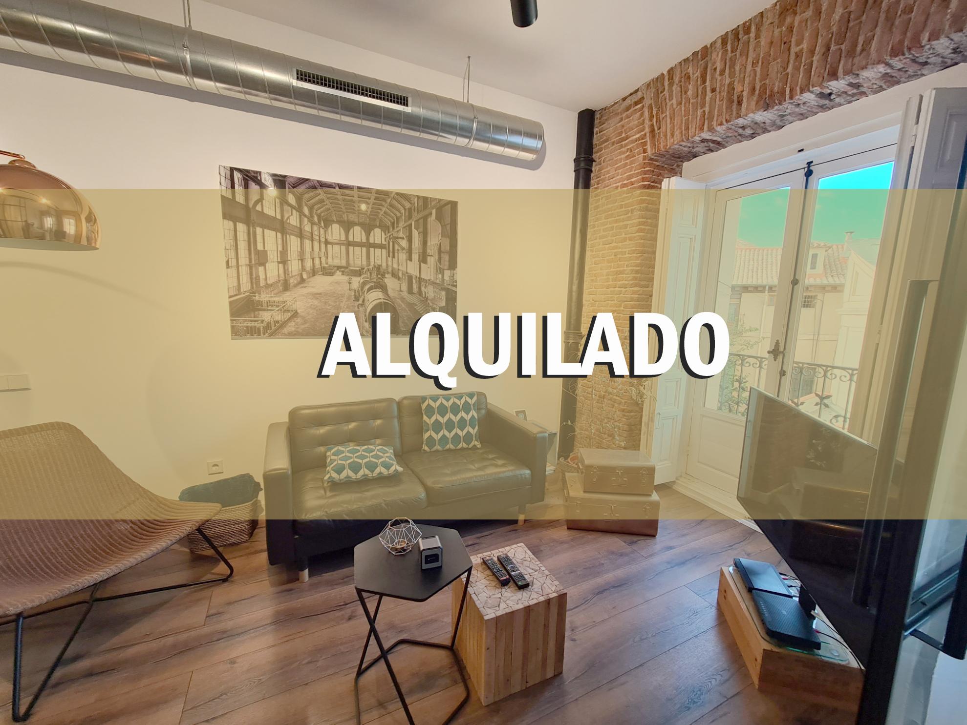 Alquiler Piso Centro Madrid