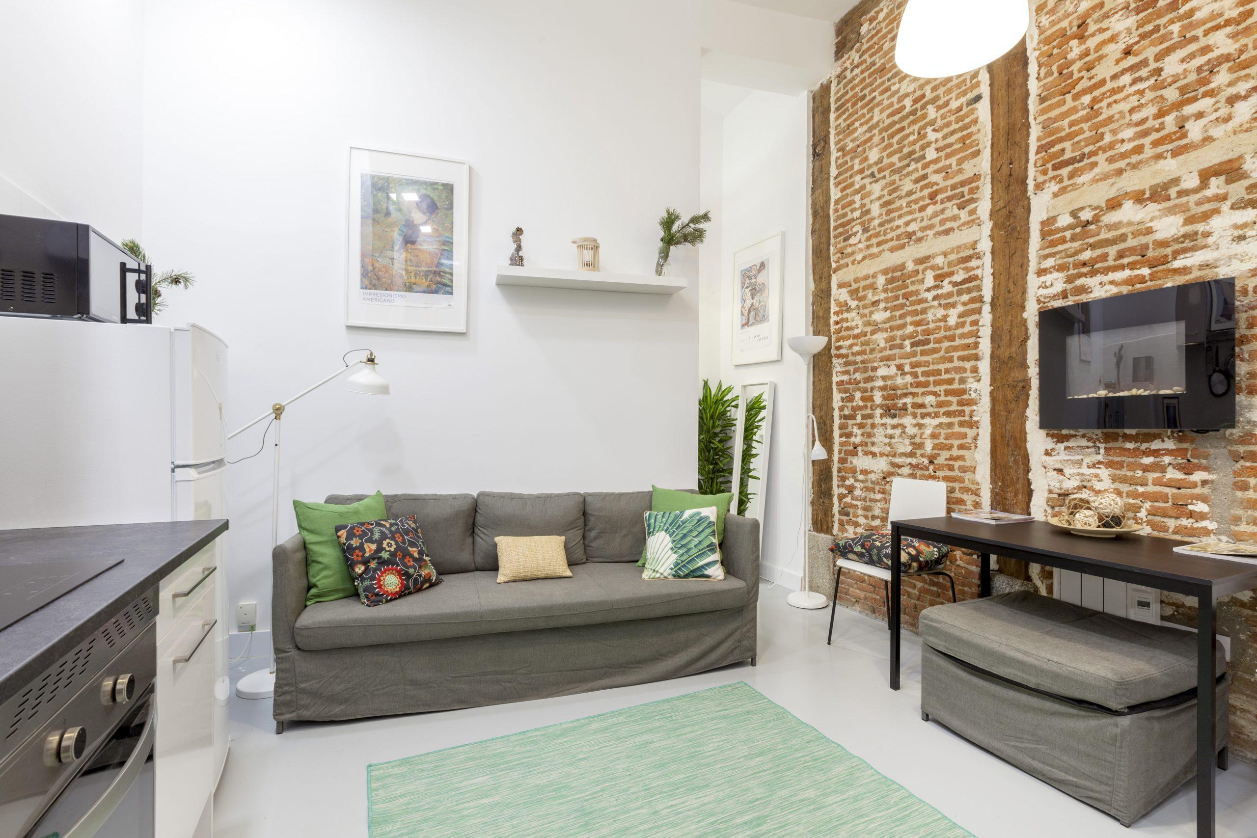 Alquiler piso en Lavapies