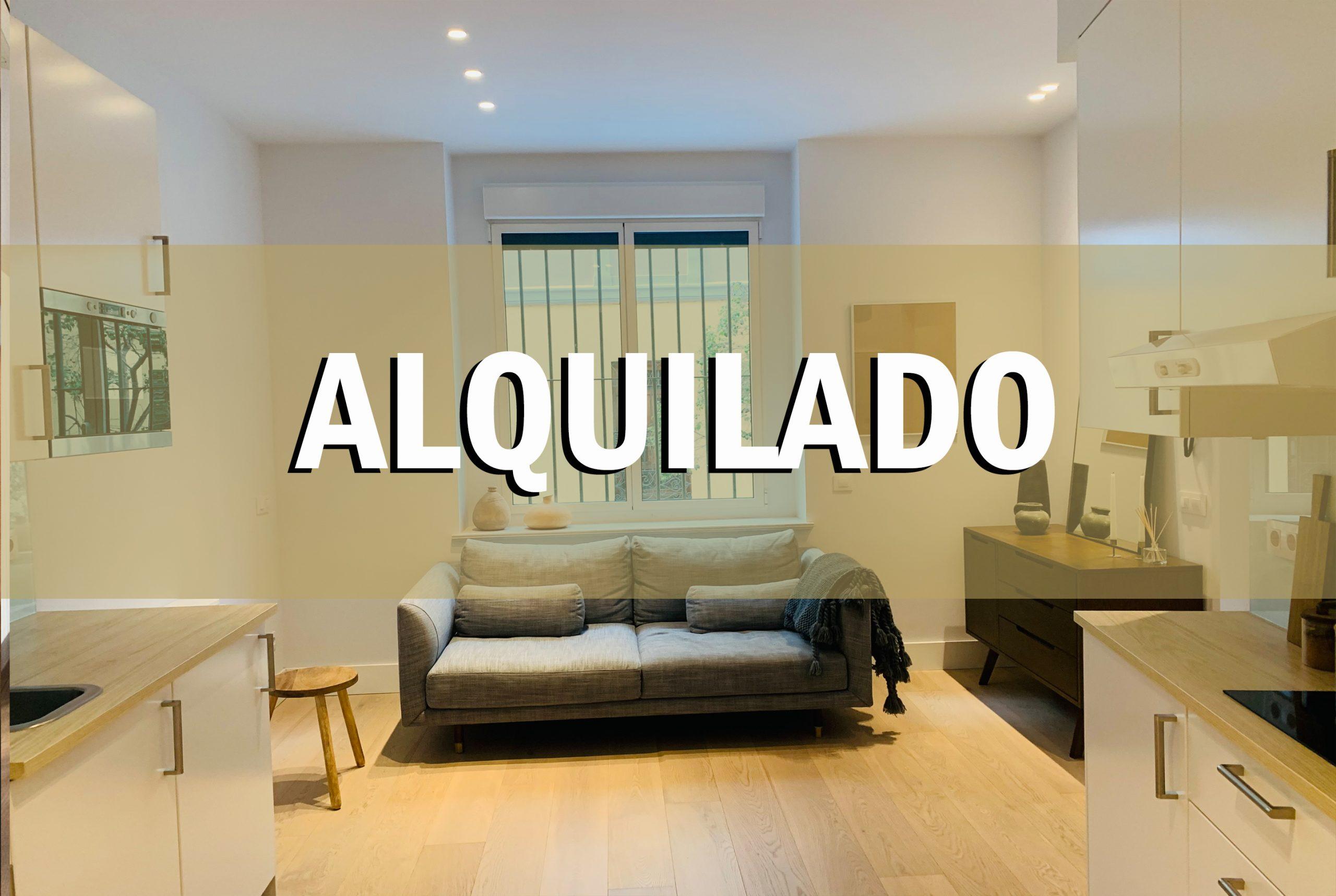 Alquiler piso centro de Madrid