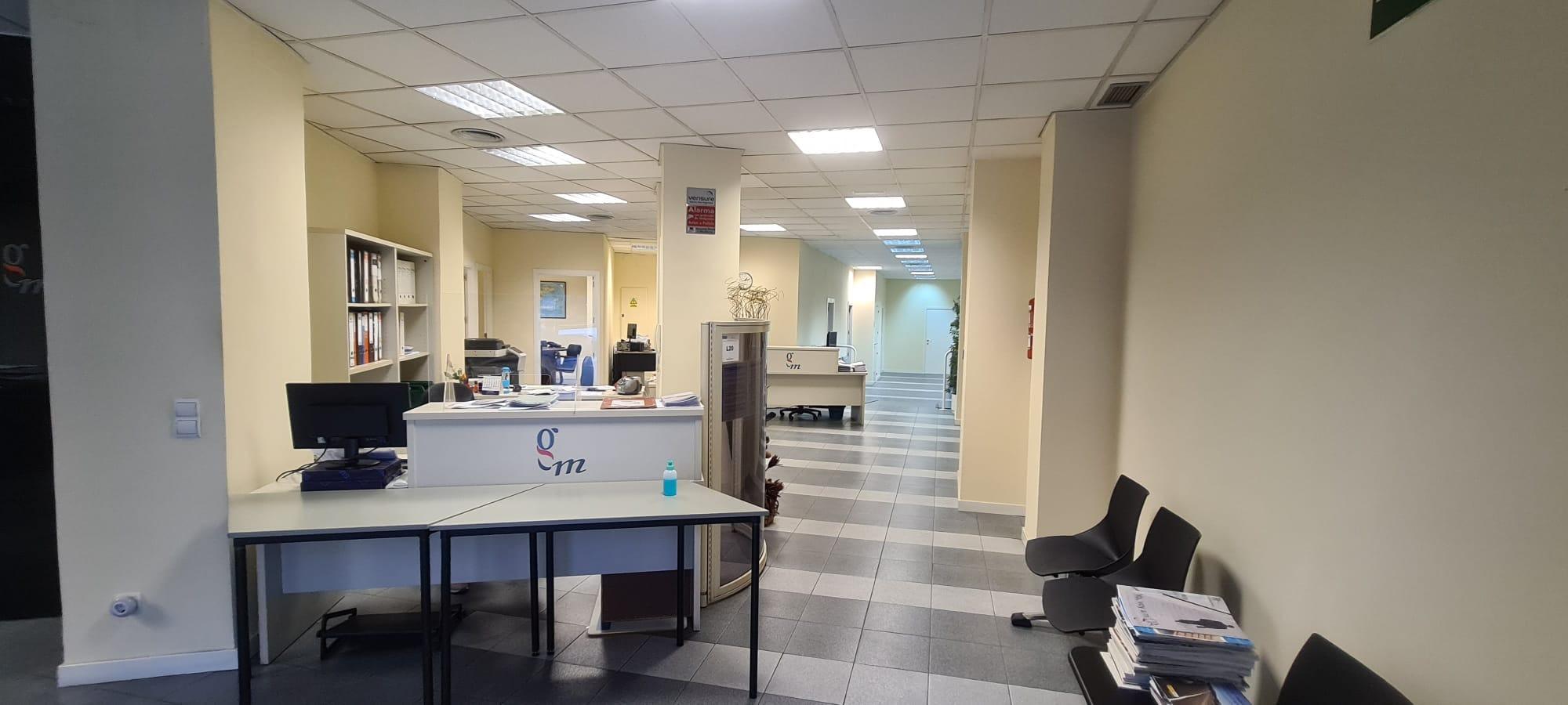Local  Oficina Santa Mª de la Cabeza