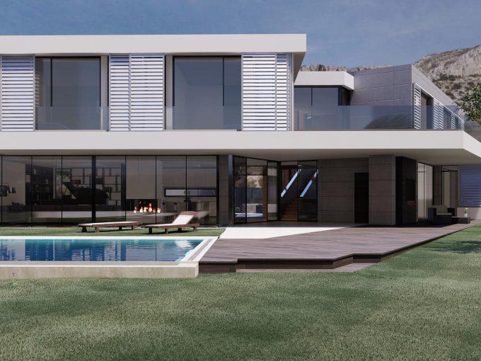 Villa en Altea